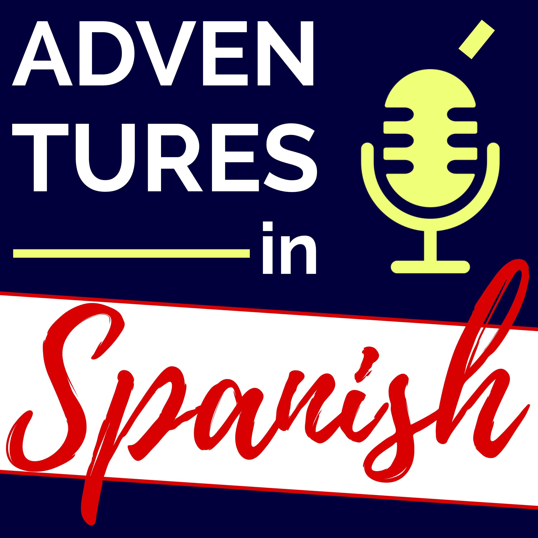 Adventures in Spanish Logo